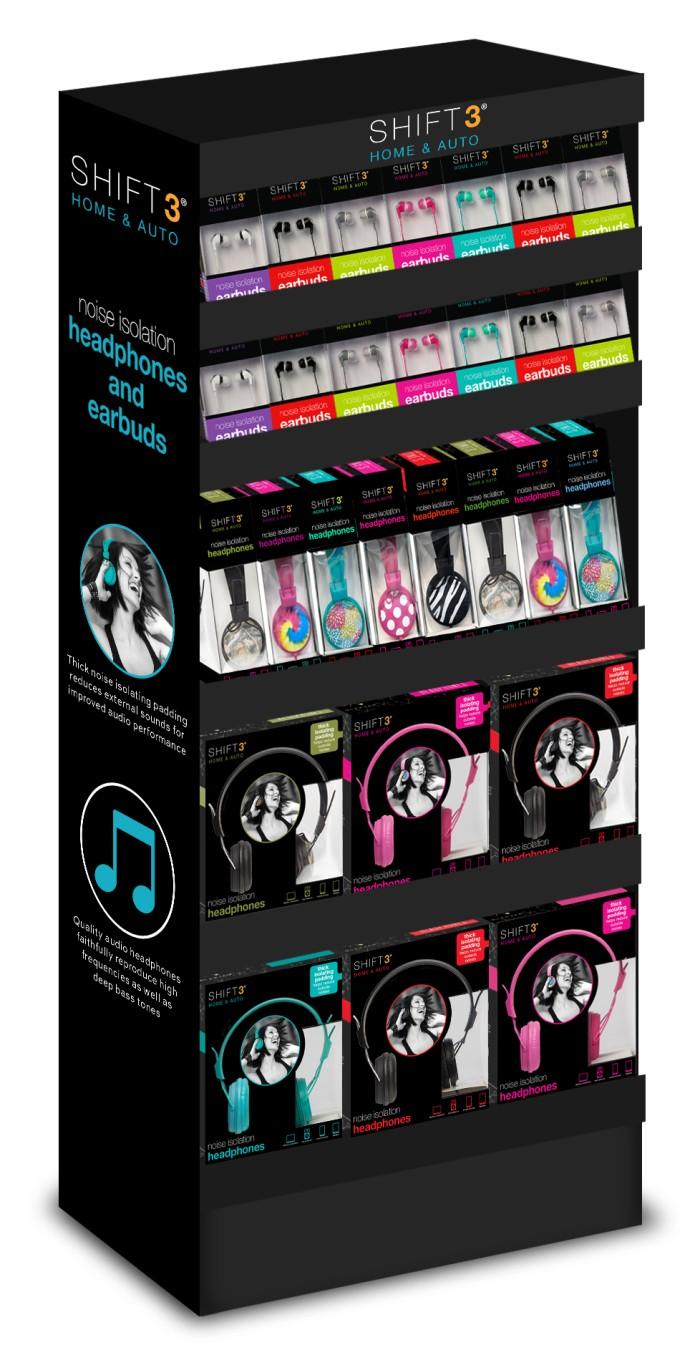 Headphone Earbud Amp Speaker Displays 171 Franklin Bui